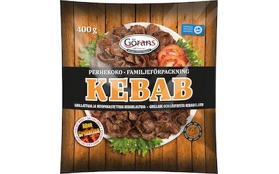 Görans grillattuja ja irtopakastettuja kebablastuja 400g perhekoko pakaste