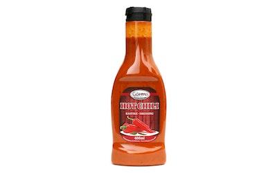 Görans hot chili kastike 400ml