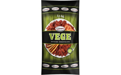 Görans Vegelastu 1,5kg irtopakastettu