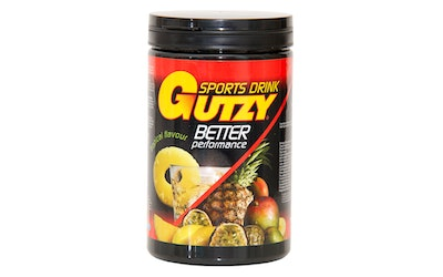 Gutzy Sports juoma 500g tropical