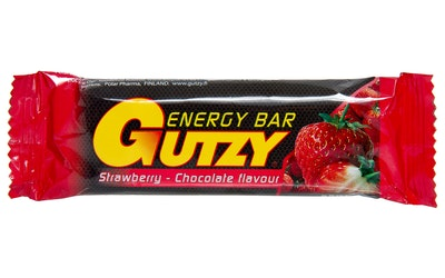 Gutzy Energy patukka 55g mansikka