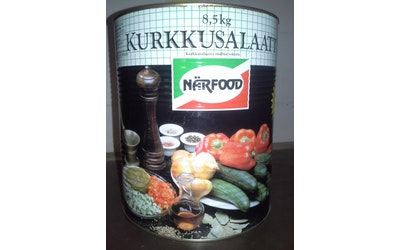 Närfood kurkkusalaatti 8,5kg