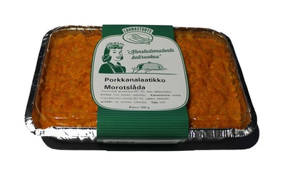 Suomen Lounastuote Oy 700g porkkanalaatikko