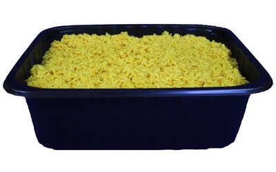 Lounastuote keitetty kurkumariisi 3kg