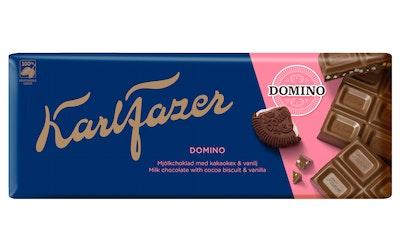 Karl Fazer maitosuklaa 195g Domino