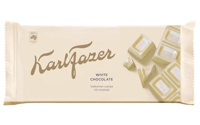 Karl Fazer valkosuklaalevy 131g