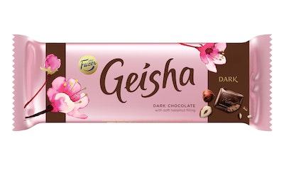 Geisha Dark 100g suklaalevy