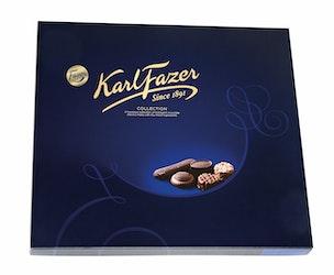 Karl Fazer suklaakonvehteja 855g