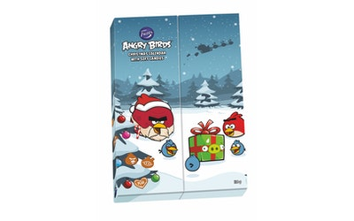 Fazer Angry Birds joulukalenteri 110g