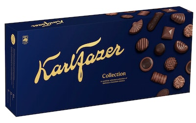 Karl Fazer suklaarasia 550g Collection