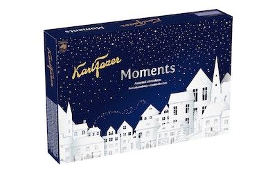Fazer Moments suklaakonvehtirasia 400g - kuva