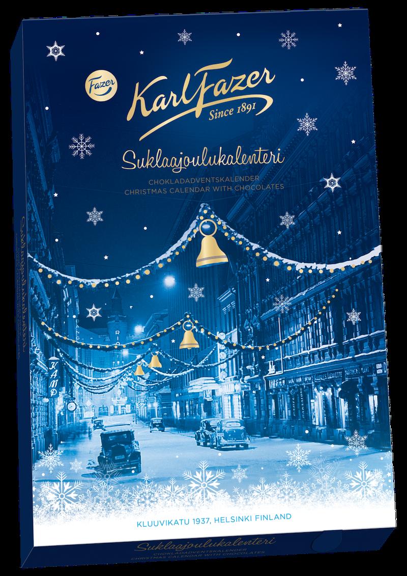 fazer joulukalenteri 2018 hinta Karl Fazer joulukalenteri 175g – K Ruoka fazer joulukalenteri 2018 hinta