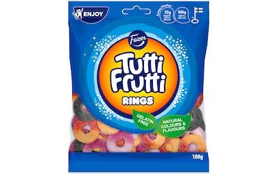 Tutti Frutti rings makeissekoitus 180g