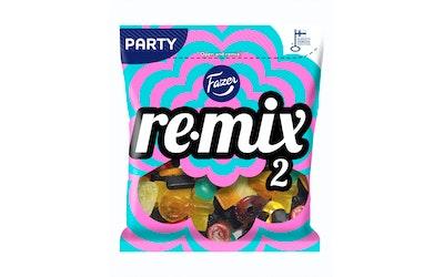 Fazer Re-mix2 karamellipss 350g