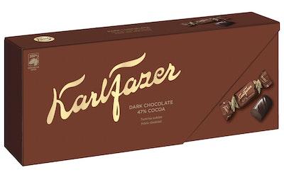 Karl Fazer Tumma suklaa 47% 270g suklaakonvehti