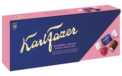 Karl Fazer 270g Vadelmajog suklaakonvehti