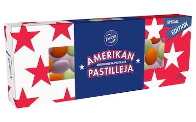Amerikan pastilleja 200g