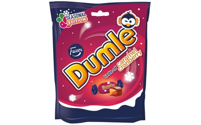 Dumle Season 220g Caram Cranb toffee