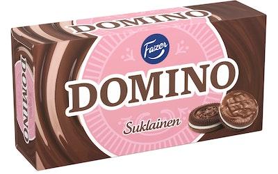 Fazer Domino Suklainen keksi 354g original