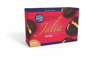 Fazer Julia Original 300g leivoskeksi