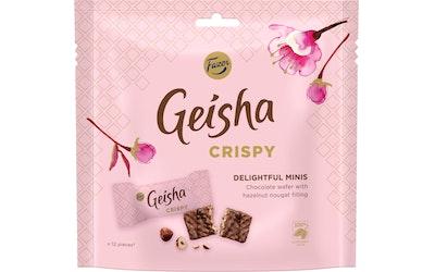Geisha Crispy Minis 120g suklvohveli