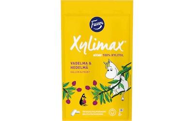 Xylimax Moomin Vadelma-Hedelmä täysksylitolipurukumi 100g