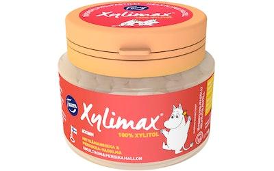 Xylimax Moomin täysksylitolipastilleja purkki 90g