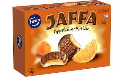 Fazer Jaffa leivoskeksi 300g appelsiini