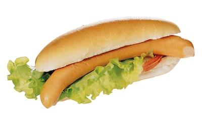 Menu kypsä hot dog -sämpylä 96x55g maidoton pakaste