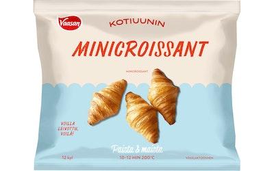 Vaasan Kotiuunin Minicroissant 12kpl/360g pakaste