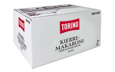 Torino kierremakaroni 10kg