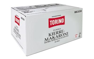 Torino tumma kierremakaroni 10kg