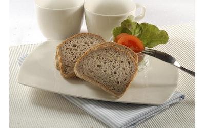 Rollfoods Gluteeniton viipaleleipälajitelma 40 x 65 g (2 viipaletta), 2,6kg yksittäispakattu pakaste