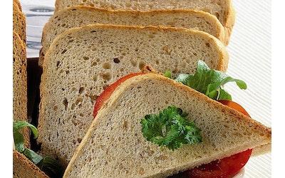 Rollfoods Corn sandwich vehnärouheleipä 1,2kg pakaste