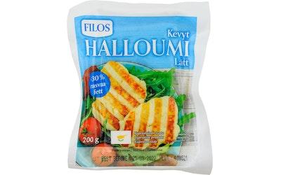 Filos kevyt halloumi-juusto 200 g