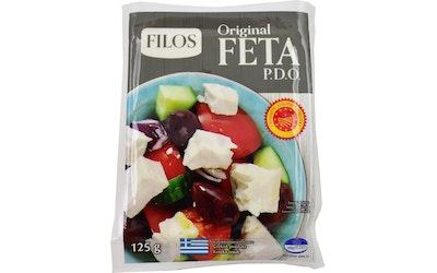 Filos 125g kreikkalainen fetajuusto