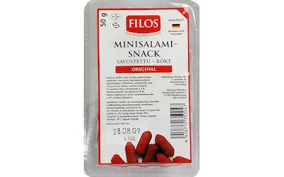 Filos mini-salami snack 50 g