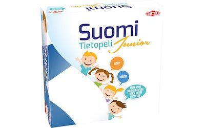 Suomi tietopeli Junior