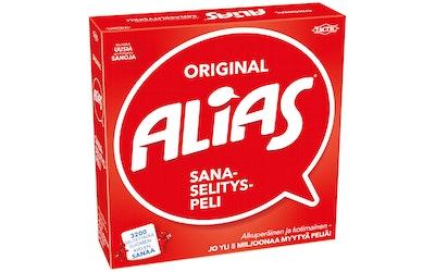 Original Alias peli - kuva