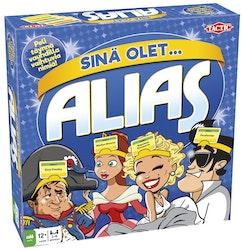 Sinä olet Alias peli