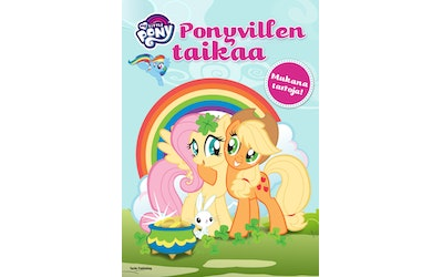 My Little Pony Ponyvillen taikaa