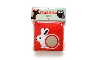 Kangaskirja/Tygbok (pupu/kanin) (FI/SE)