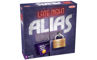 Late Night Alias Partypeli