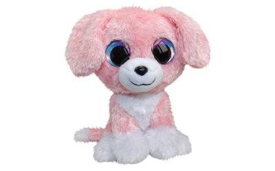 Lumo Stars Koira Pinky Pehmo 15cm