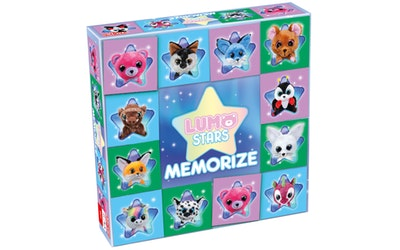 Lumo Stars Memorize Muistipeli