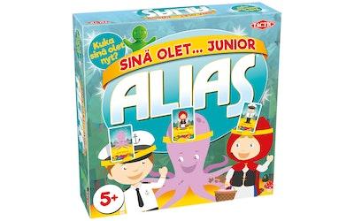 Tactic Sinä olet Alias Junior Lastenpeli