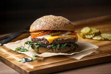 Ole's Premium Burger 28x120g