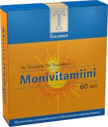 Tri Tolonen Monivitamiini 60kpl 45g