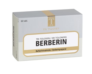 Tri Tolonen Berberin 60tabl 51g