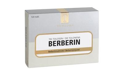 Tri Tolonen Berberin 120tabl 102g